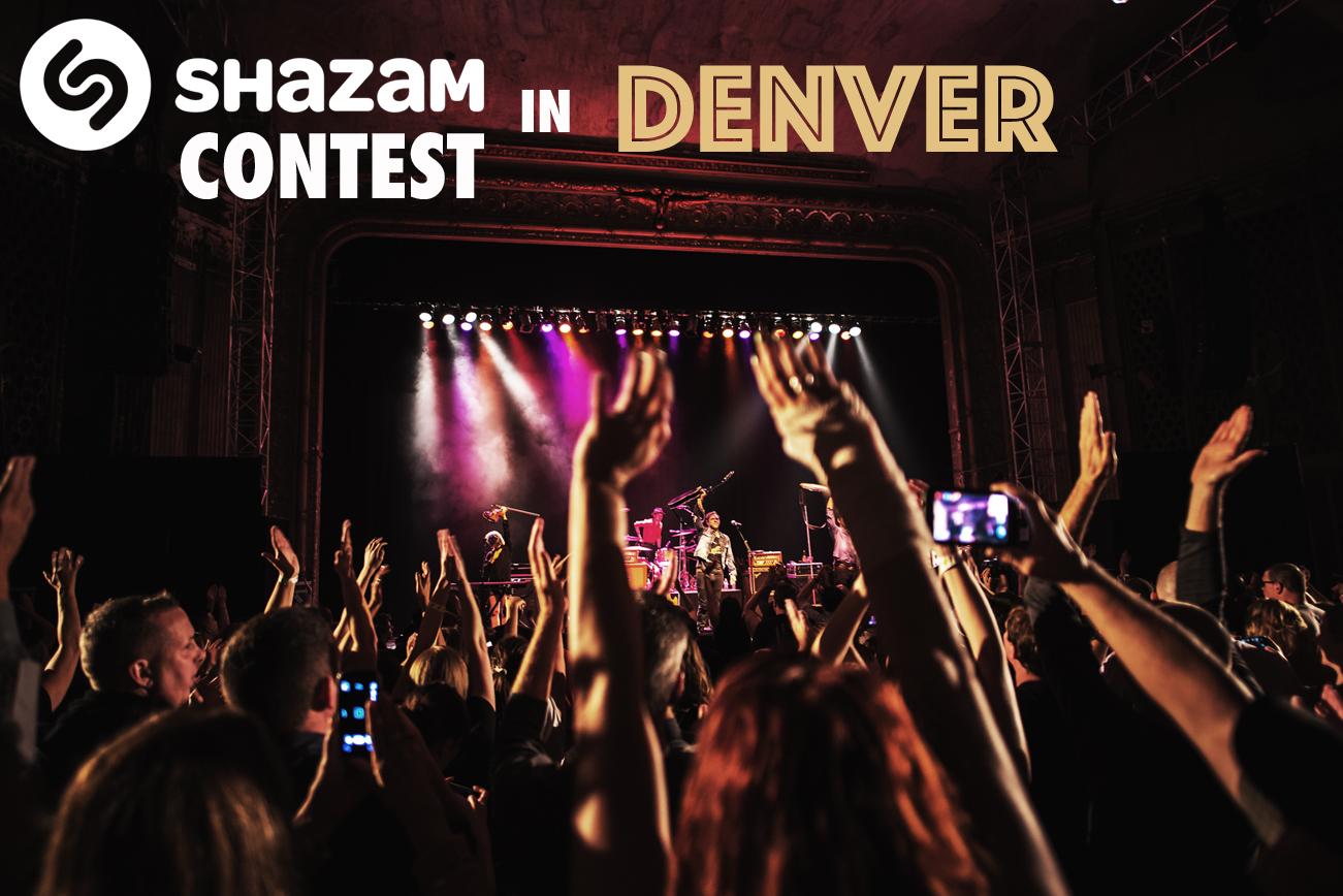 Shazam Denver Contest